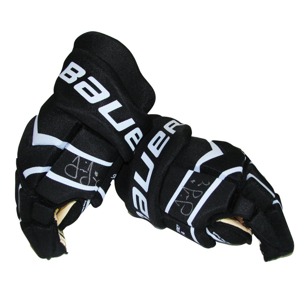 JAROMIR JAGR Signed Florida Panthers Player Brand Bauer Gloves