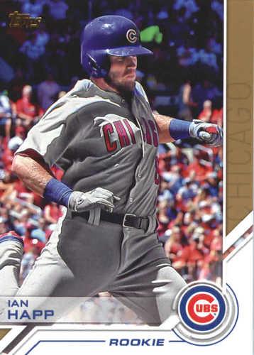 Photo of 2017 Topps Update Salute #USS9 Ian Happ
