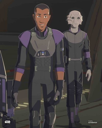 Marcus Speedstar and Oplock
