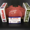 HOF - Oilers Earl Campbell Signed Authentic Football