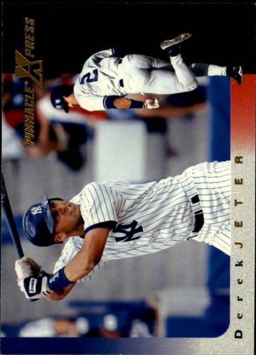Photo of 1997 Pinnacle X-Press #32 Derek Jeter