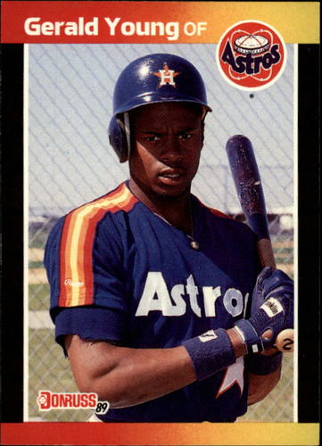 Photo of 1989 Donruss #207 Gerald Young