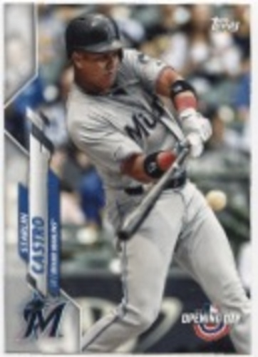 Photo of 2020 Topps Opening Day #181 Starlin Castro