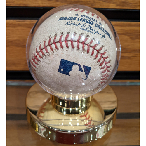Photo of July 13, 2019 Red Sox vs. Dodgers Game Used Baseball