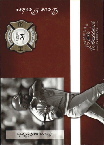 Photo of 2005 Donruss Classics Home Run Heroes #39 Dave Parker