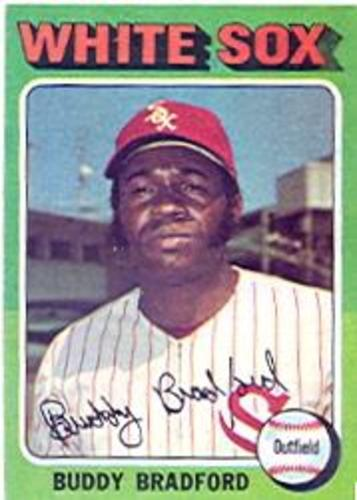 Photo of 1975 Topps #504 Buddy Bradford