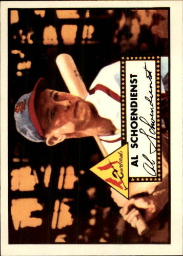 Photo of 1983 Topps 1952 Reprint #91 Red Schoendienst