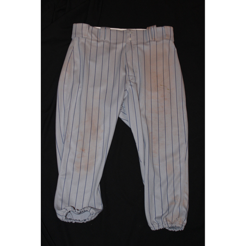 Photo of Game-Used Pants: Dixon Machado (Size 35-40-22 - DET at KC - 5/6/18)