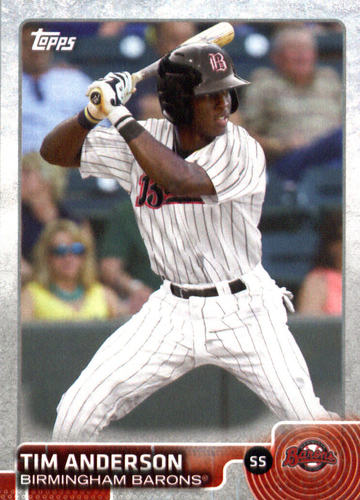 Photo of 2015 Topps Pro Debut #55 Tim Anderson