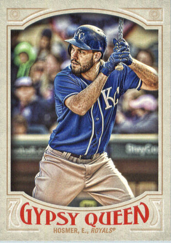 Photo of 2016 Topps Gypsy Queen #29 Eric Hosmer