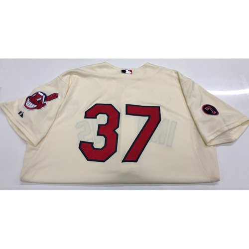 Photo of Cody Allen 2016 Alternate Home Jersey