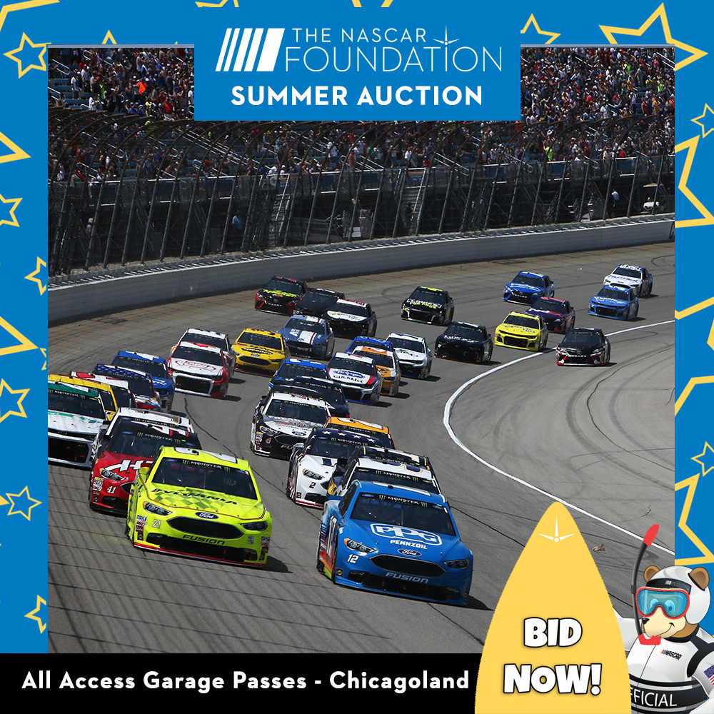 All Access Garage Passes at Chicagoland benefitting The Paralyzed Veterans of America!