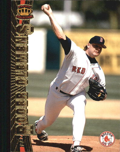 Photo of 1997 Pacific #35 Roger Clemens