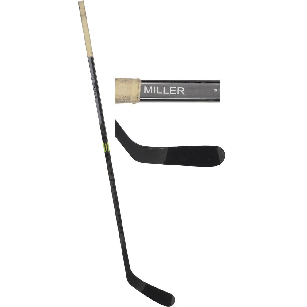 J.T. Miller New York Rangers Game-Used Reebok Stick from the 2014-15 NHL Season