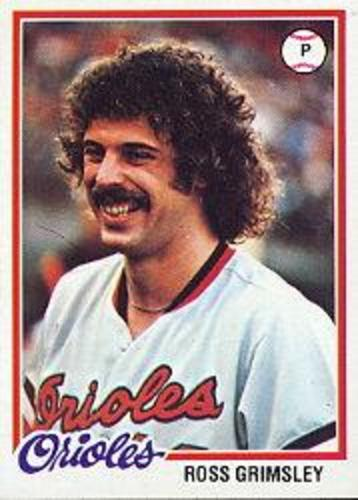 Photo of 1978 Topps #691 Ross Grimsley