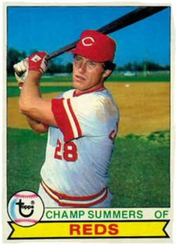 Photo of 1979 Topps #516 Champ Summers DP