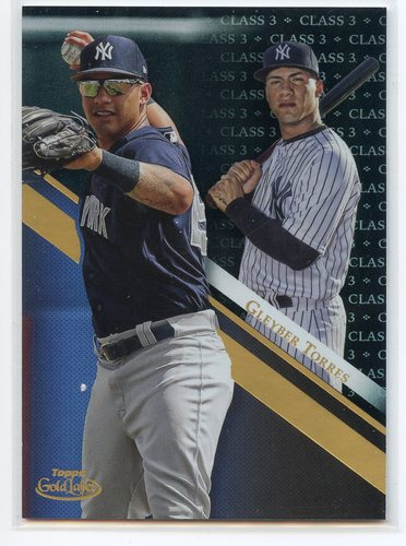 Photo of 2019 Topps Gold Label Class 3 #46 Gleyber Torres