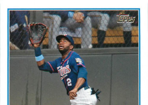 Photo of 2013 Topps #102 Denard Span