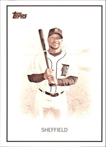 Photo of 2008 Topps Trading Card History #TCH40 Gary Sheffield