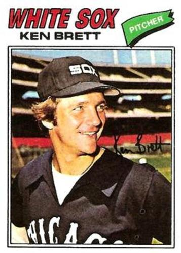 Photo of 1977 Topps #157 Ken Brett
