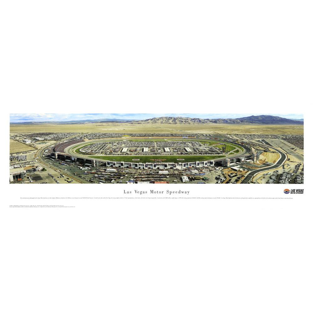 Las Vegas Motor Speedway 13.5