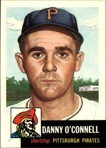 Photo of 1991 Topps Archives 1953 #107 Danny O'Connell