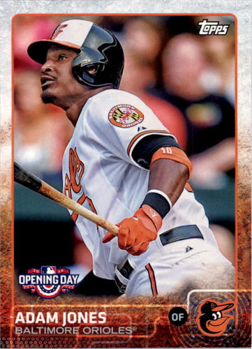 Photo of 2015 Topps Opening Day #19 Adam Jones