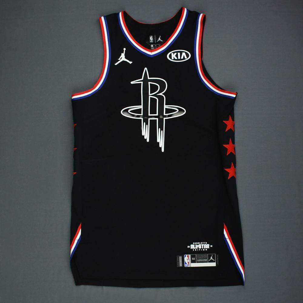 James Harden - 2019 NBA All-Star Game - Team LeBron - Game ...