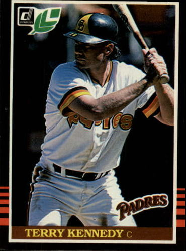 Photo of 1985 Leaf/Donruss #33 Terry Kennedy