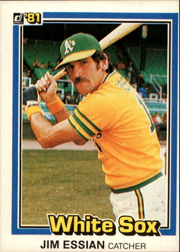 Photo of 1981 Donruss #503 Jim Essian