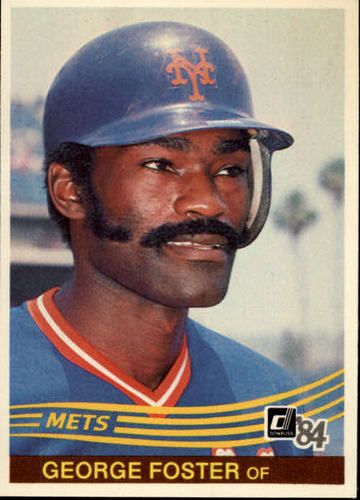 Photo of 1984 Donruss #312 George Foster