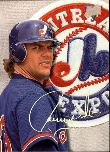 Photo of 1993 Studio #123 Larry Walker