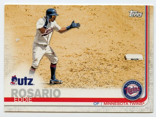 Photo of 2019 Topps Utz #94 Eddie Rosario