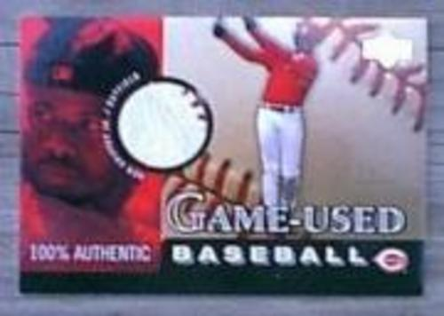 Photo of 2000 Upper Deck Game Ball #BKG Ken Griffey Jr.