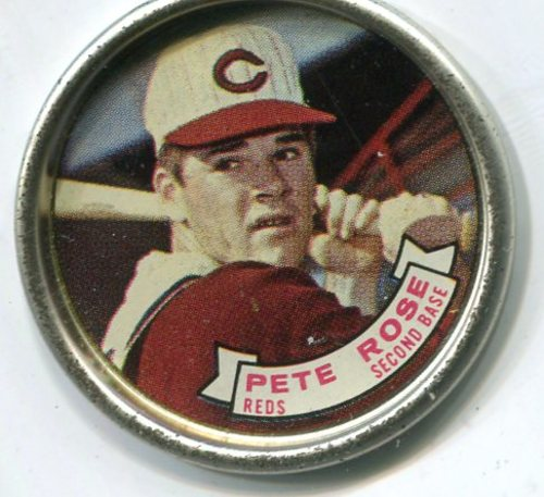Photo of 1964 Topps Coins #82 Pete Rose
