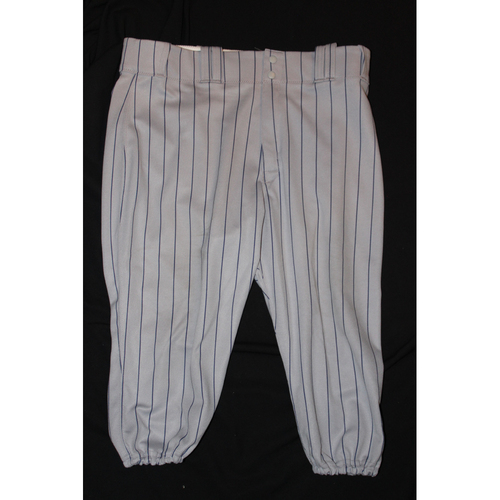 Photo of Game-Used Pants: Blaine Hardy (Size 34-40-18 - DET at KC - 5/6/18)
