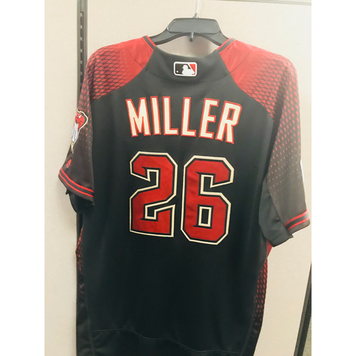 Photo of 2017 Team-Issued Shelby Miller Jersey