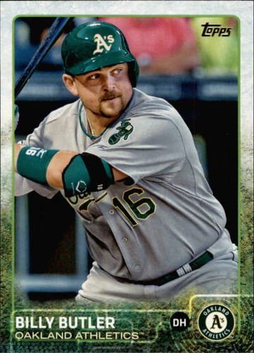 Photo of 2015 Topps #618 Billy Butler