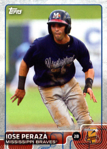 Photo of 2015 Topps Pro Debut #58 Jose Peraza
