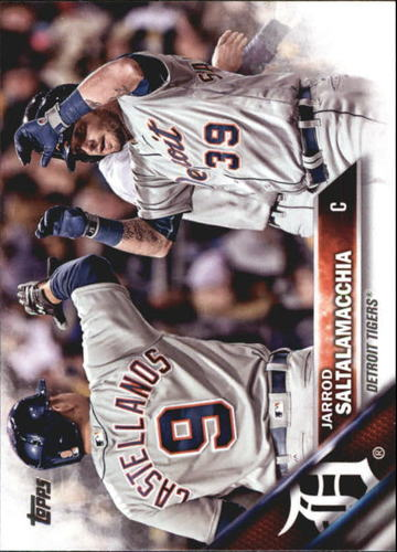 Photo of 2016 Topps Update #US261 Jarrod Saltalamacchia