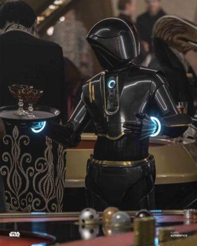 Waiter Droid