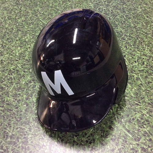 Lorenzo Cain 2018 Game-Used Milwaukee Bears Batting Helmet