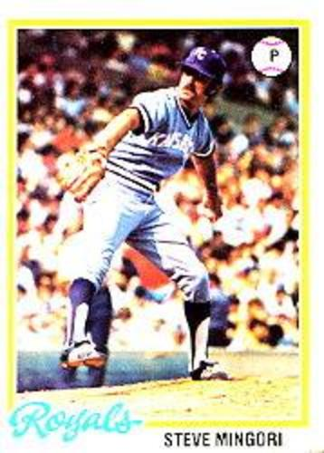 Photo of 1978 Topps #696 Steve Mingori