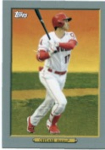 Photo of 2020 Topps Turkey Red '20 #TR47 Shohei Ohtani