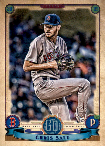 Photo of 2019 Topps Gypsy Queen #138 Chris Sale