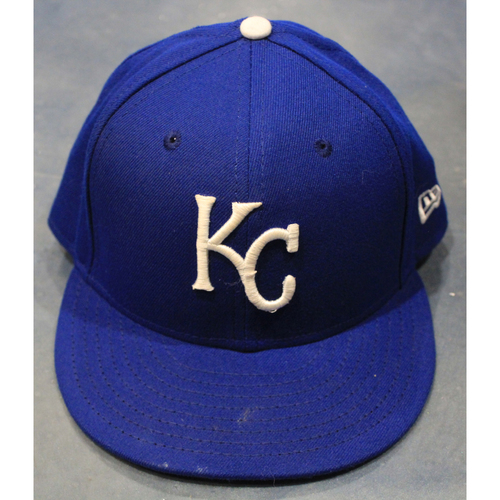 Photo of Team-Issued Cap: #15