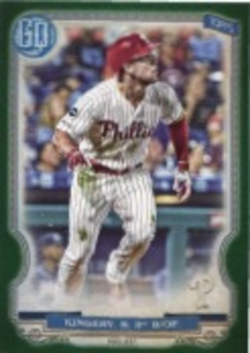 Photo of 2020 Topps Gypsy Queen Green #240 Scott Kingery