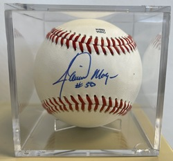 Photo of Jamie Moyer Autographed Baseball