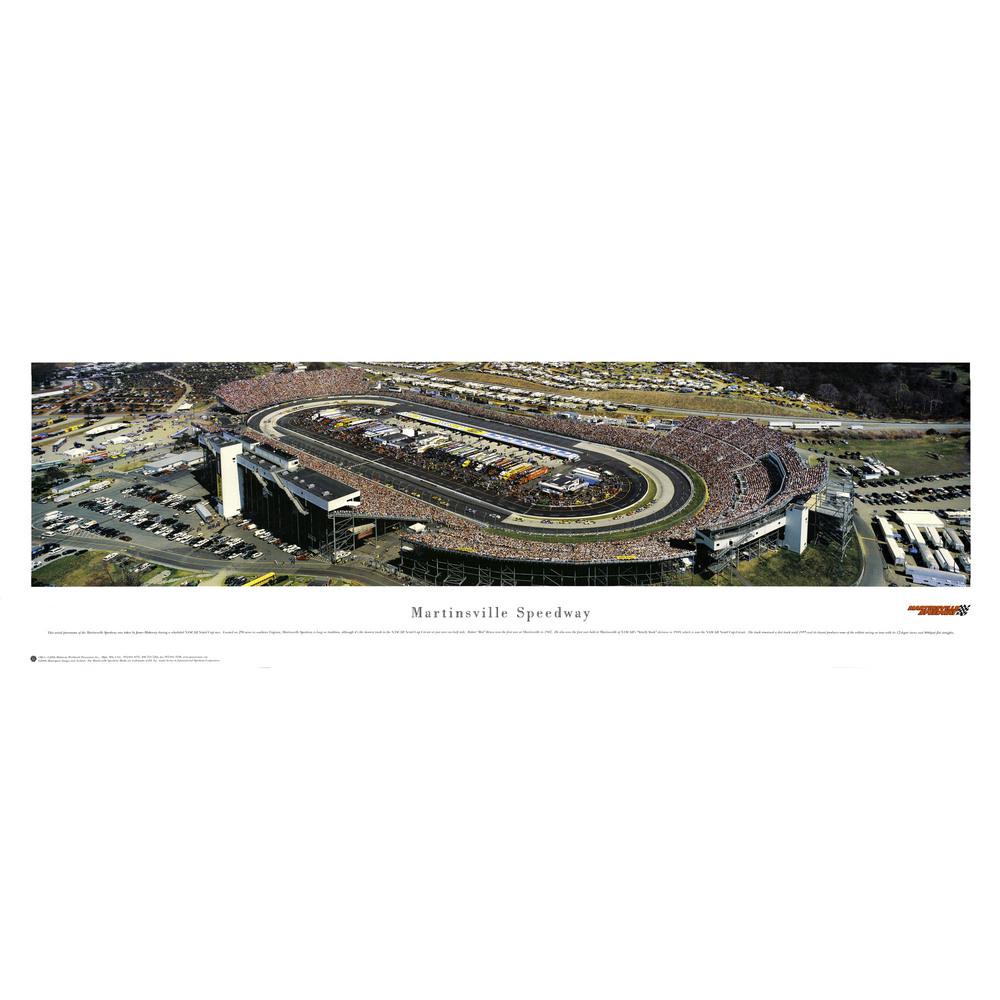 Martinsville Speedway 13.5