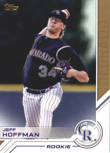 Photo of 2017 Topps Update Salute #USS15 Jeff Hoffman